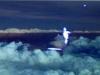 n°3, Floating time (nuage), 2006, Tirage lambda, controllé sur Diabond et sous Diasec, 40 x 27 cm, ed. 6 + 1 e.a.