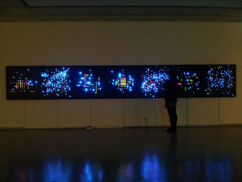 Unknown space, Vue d'installation , Seoul Art Center, 2012